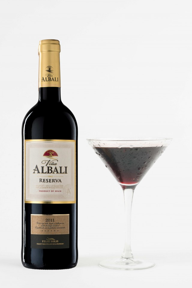 Viña Albali Dark Addition